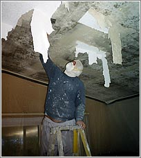 Popcorn Ceiling Removal by Solidarity Painting